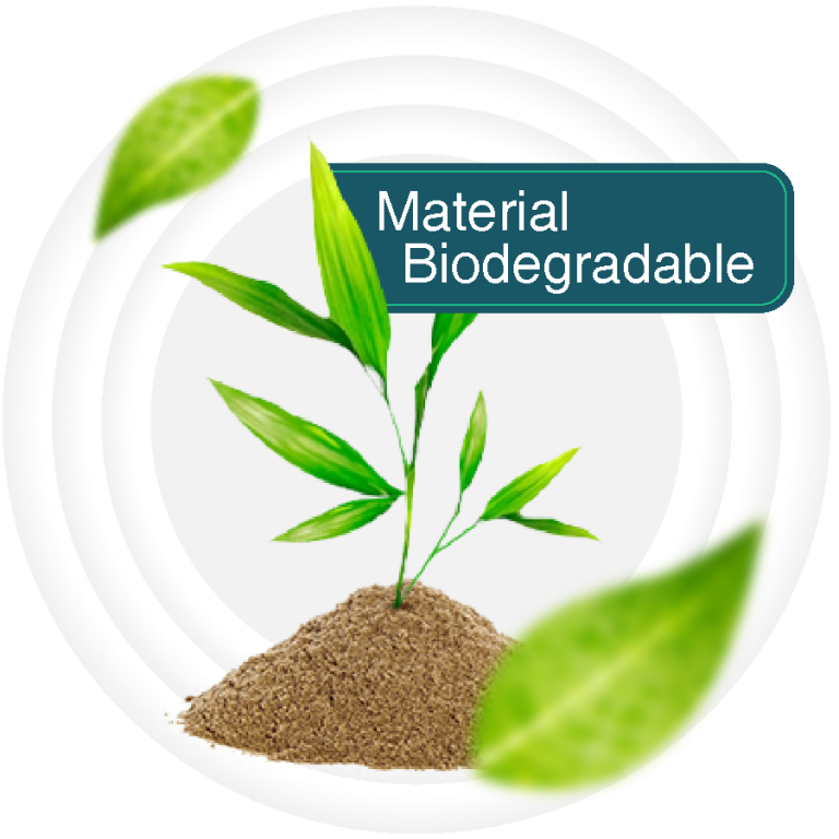 Material Biodegradable
